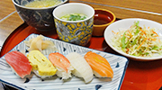 あかびら商店街通信 vol.34 -「八千代寿司」さん